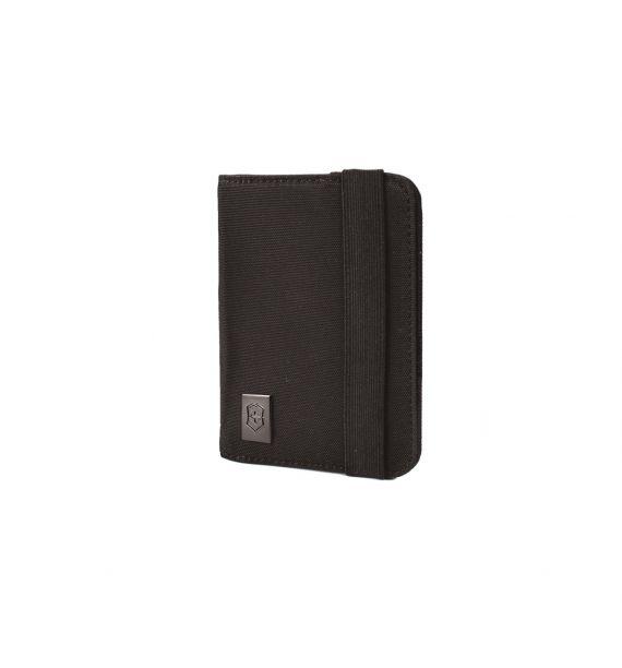 Victorinox omotač pasoša sa RFID zaštitom crni