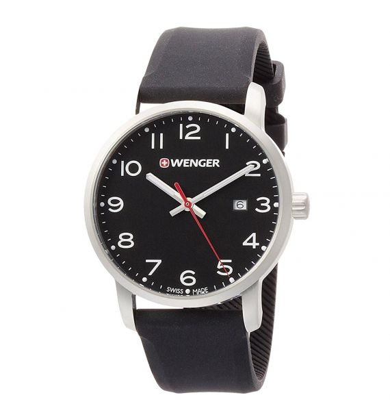 Avenue 42mm black/black 01.1641.101