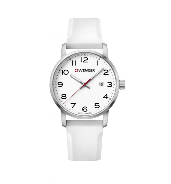 Avenue 42mm white/white 01.1641.106