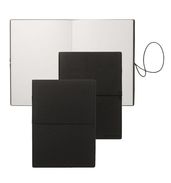 HUGO BOSS NOTE PAD A5 BASIS HNH609
