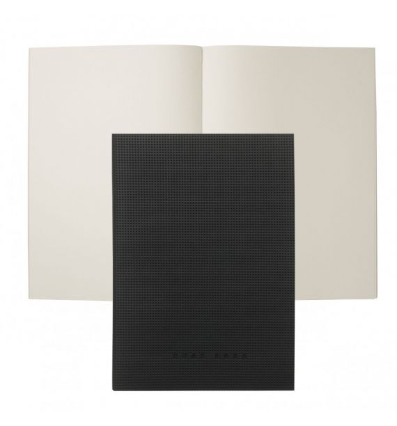HUGO BOSS NOTE PAD A6 GRID SOFT HNM539