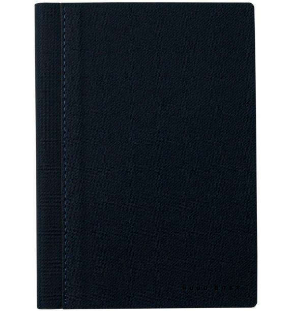 HUGO BOSS NOTEBOOK A4 ADVANCEFABRICBLUE HNM705N