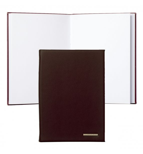 HUGO BOSS NOTEBOOK A6 ESSENTIAL BURGUNDY HNM707R