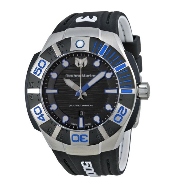 TECHNOMARINE BLACK REEF 45MM 513001