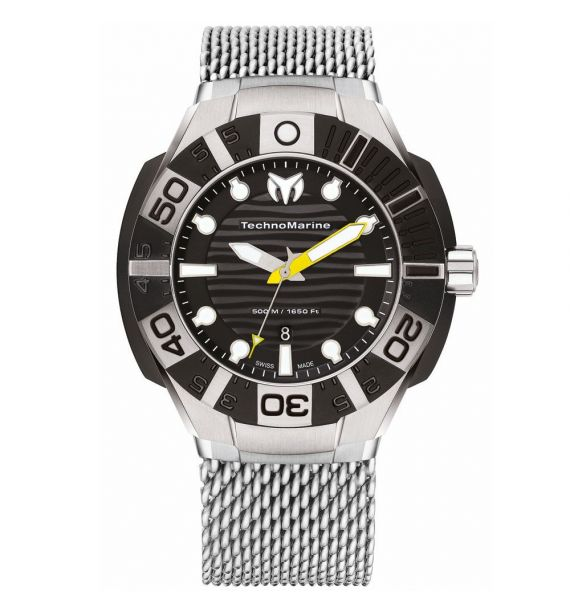 TECHNOMARINE BLACK REEF 45MM 513004