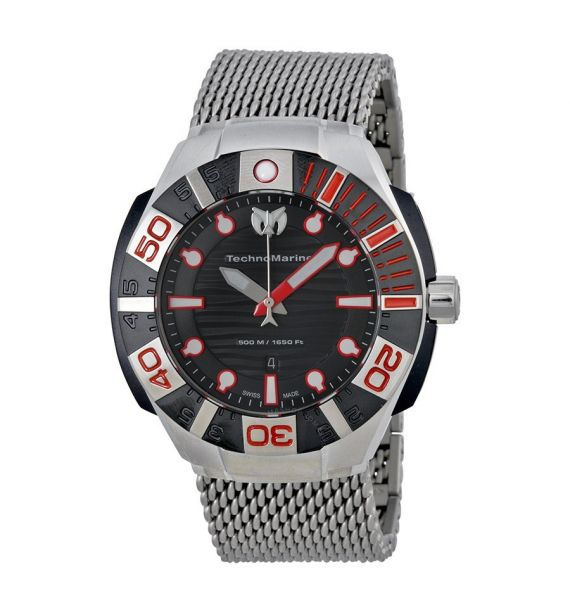 TECHNOMARINE BLACK REEF 45MM 513005