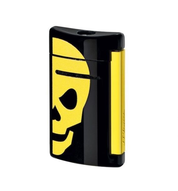 DUPONT LIGHTER/MINIJET-YELLOW 010064
