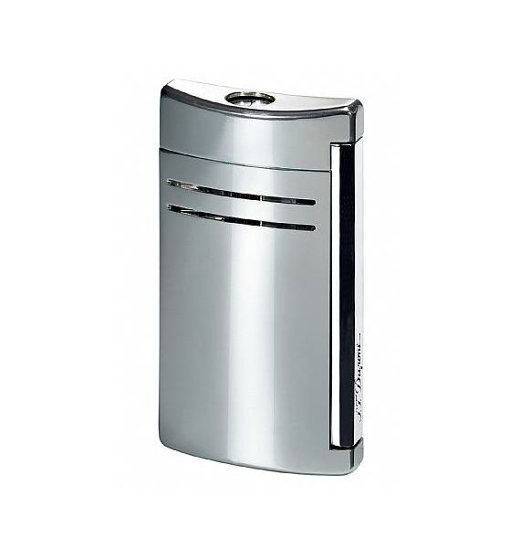DUPONT LIGHTER MAXIJET METAL BRILLANT 020107N