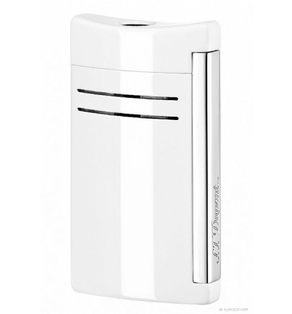 DUPONT LIGHTER MAXIJET WHITE 020159N