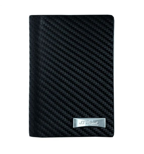 DUPONT VISIT CARD HOLDER CARBONE 170004