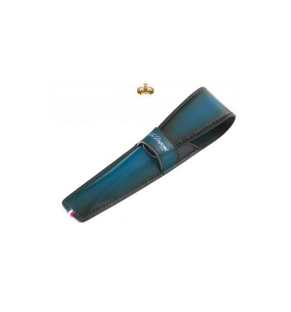 DUPONT ETUI 1 STYLO ATELIER BLUE  190214