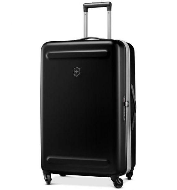 Victorinox Etherius kofer sa 4 točkića, crni