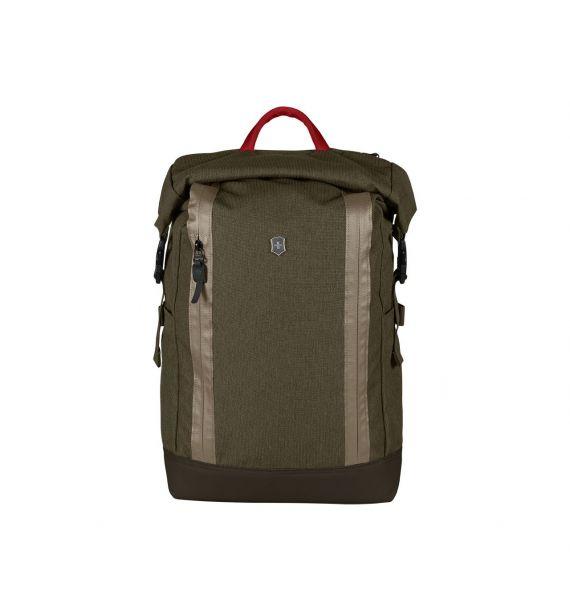 Victorinox Altmont Classic Rolltop Backpack, zeleni