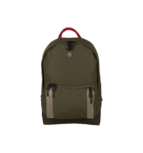 Victorinox Almont Classic Laptop Backpack, zeleni