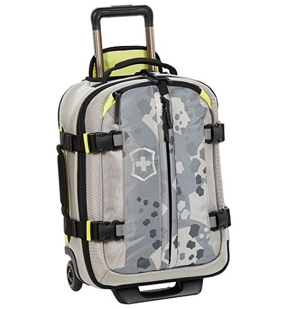 Victorinox Light Grey Carry-On kofer