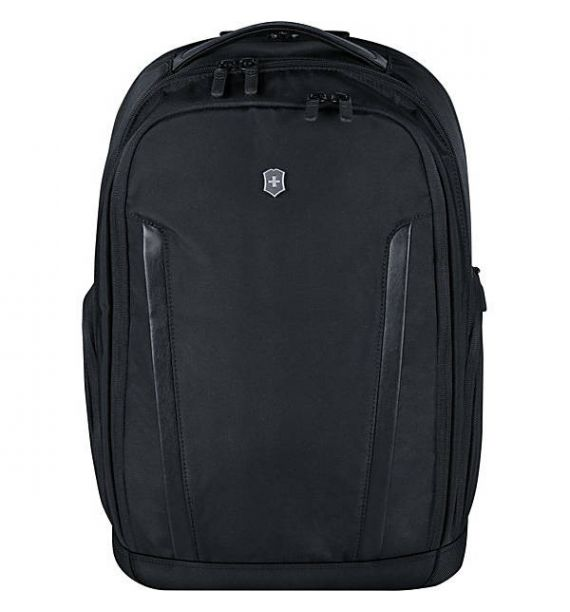 Victorinox Almont Professional Essentials Laptop Backpack, crni