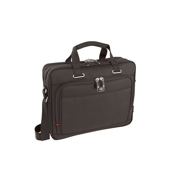 Wenger Acquisition Laptop torba, crna
