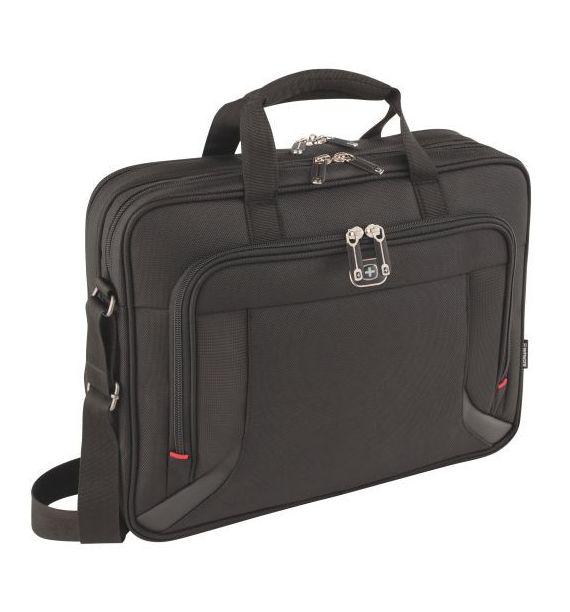 Wenger Prospectus Laptop torba, crna
