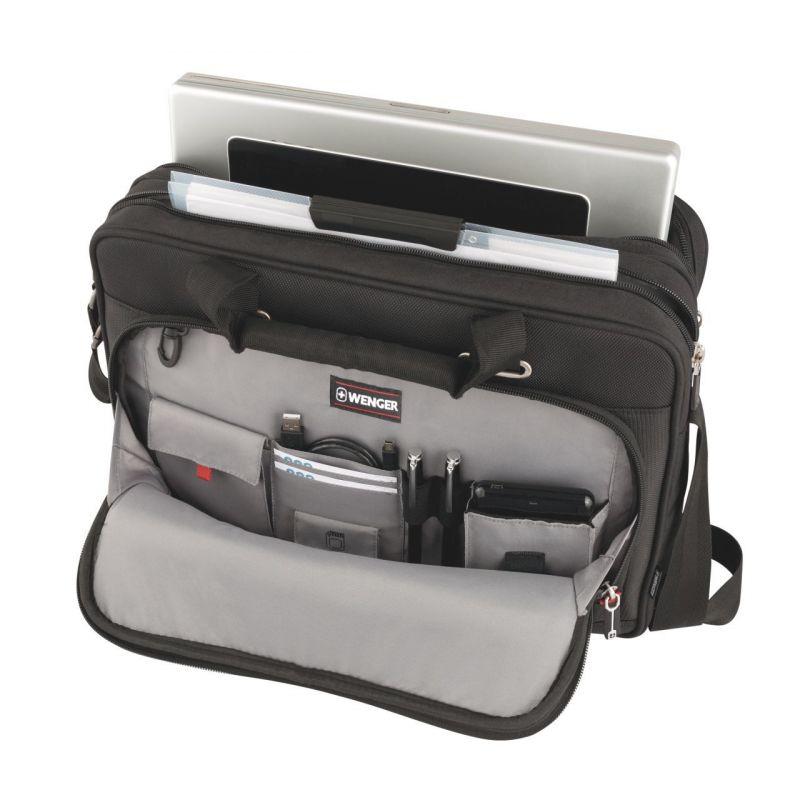 73c71ff555d19 ... Wenger Prospectus Laptop torba