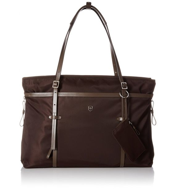 Victorinox Victoria, Mocha Brown laptop torba, braon