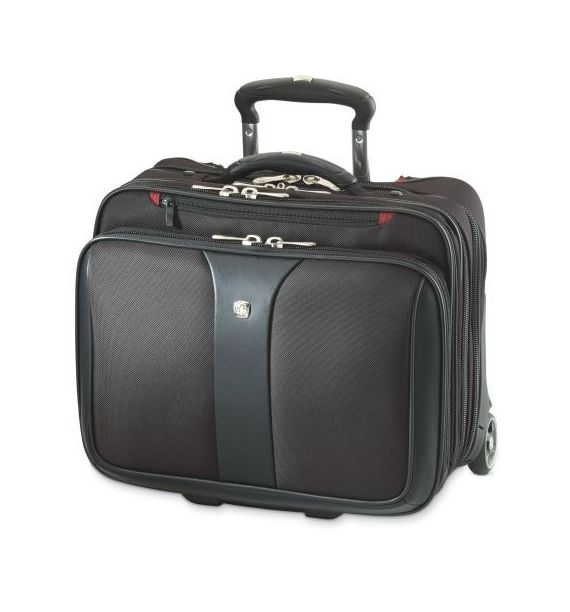 Wenger Patriot Wheeled Laptop torba,crna
