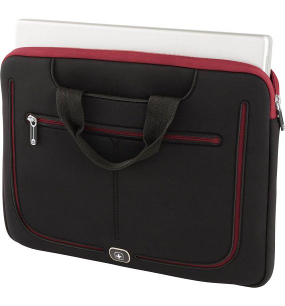 Wenger Resolution iPad torba, crna/crvena