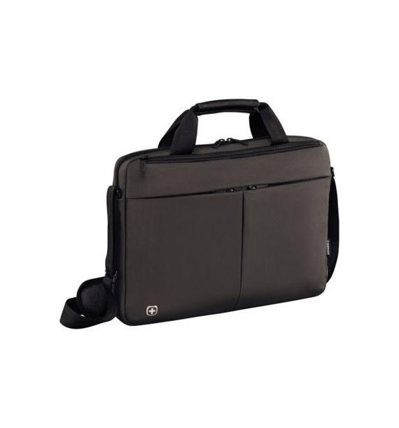 Wenger Format Laptop torba, siva