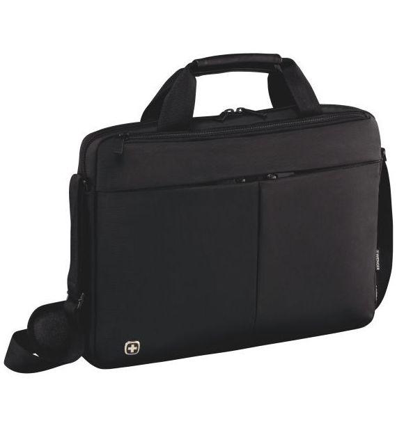 Wenger Format 14 Laptop torba, crna