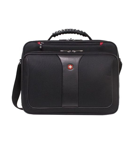 Wenger Impulse 15.6 Laptop aktovka, crna
