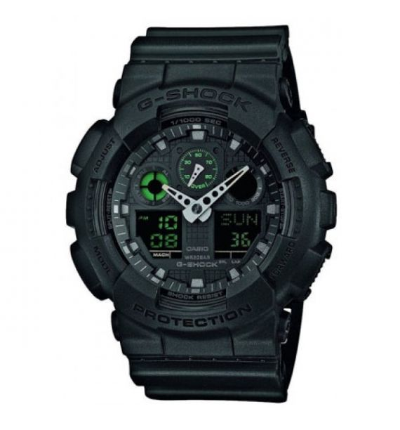 Casio sat Edifice GA-100MB-1ADR