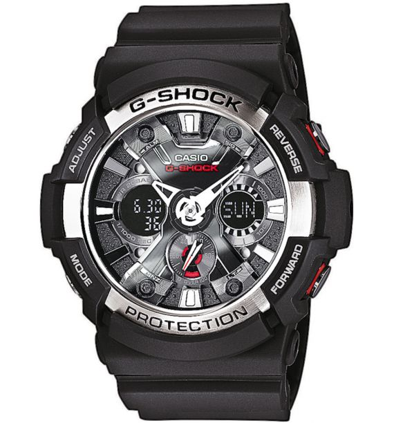 Casio sat Edifice GA-200-1ADR