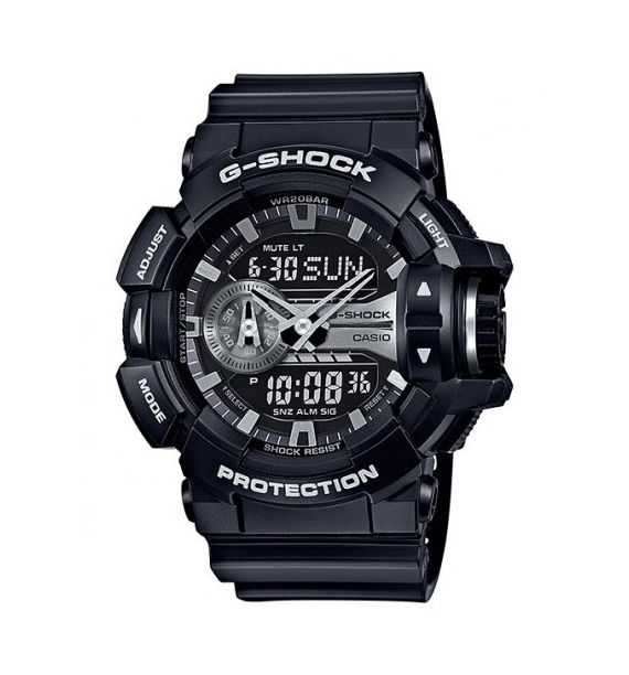 Casio sat Edifice GA-400GB-1ADR
