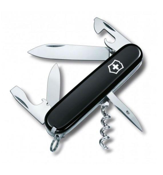 Victorinox nož Spartan 91mm Black 136033