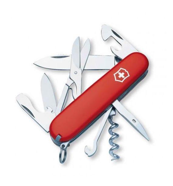 Victorinox nož Climber 91mm Red 13703