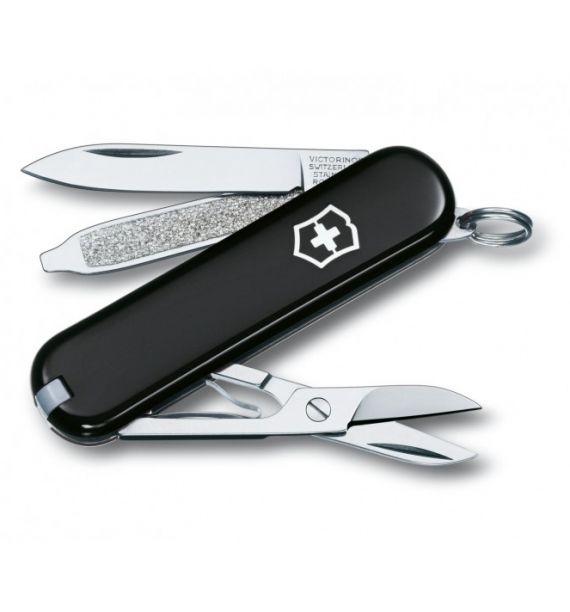 Victorinox nož Classic 58mm Black 62233