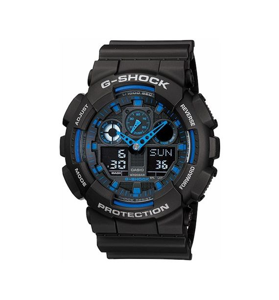 Casio sat G-Shock GA-100-1A2