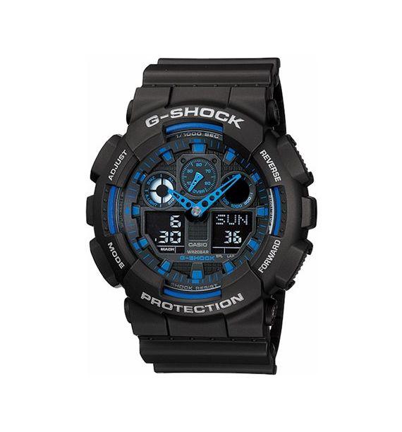 Casio sat G-Shock GA-100-1A2