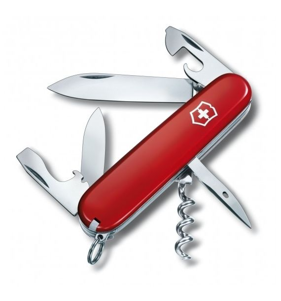 Victorinox nož Spartan 91mm Red 13603