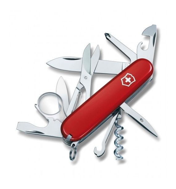 Victorinox nož Explorer 91mm Red 16703