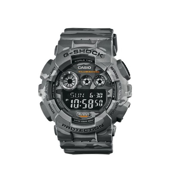 CAsio sat G-Shock GD-120CM-8