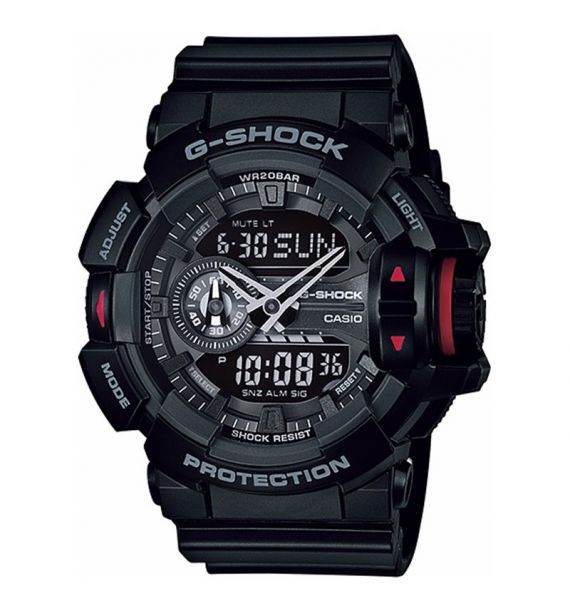 Casio sat G-Shock GA-400-1B