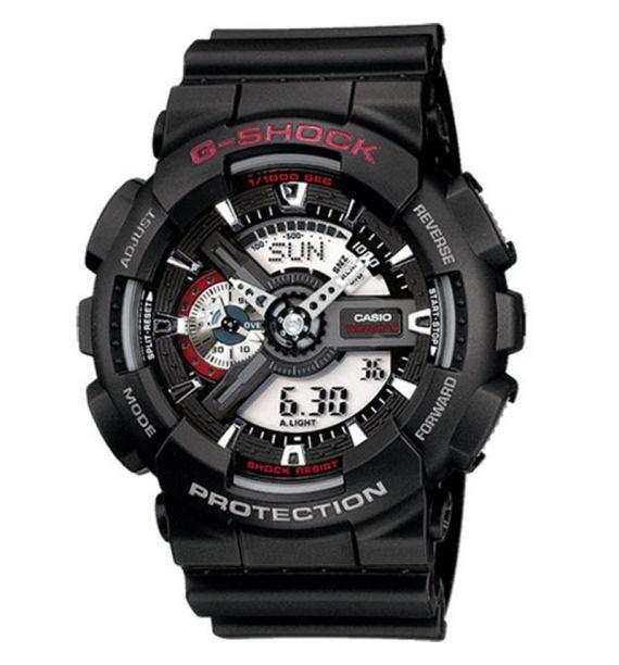 CAsio sat G-Shock GA-110-1AER