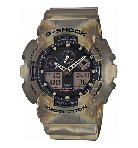 Casio sat G-Shock GA-100MM-5A