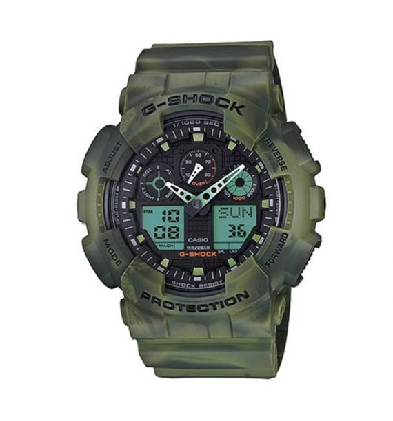 Casio sat G-Shock GA-100MM-3A
