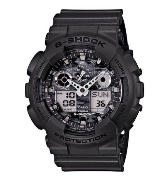 Casio sat G-Shock GA-100CF-8A