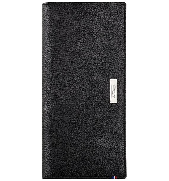 DUPONT LONG WALLET WITH ZIP LDS GRAIN 180263