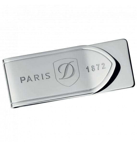 DUPONT MONEY CLIP STAINLESS STEEL 003081