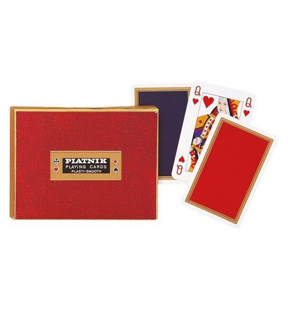 Piatnik karte MONOGRAM DE LUX