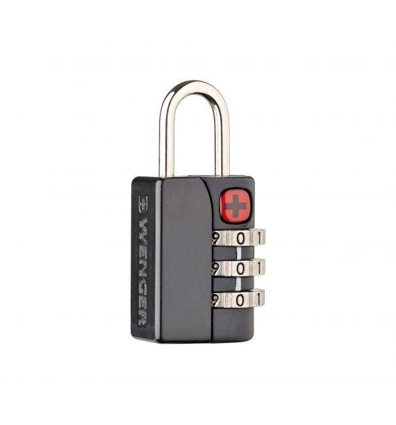 Wenger 3 Dial Lock non-TSA, black