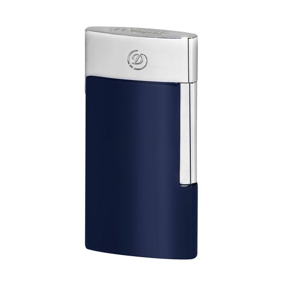 S.T.DUPONT LE E SLIM BLUE/CHROME 027008E
